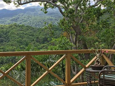 """El Mirador treehouse at PR Eco Resort"""